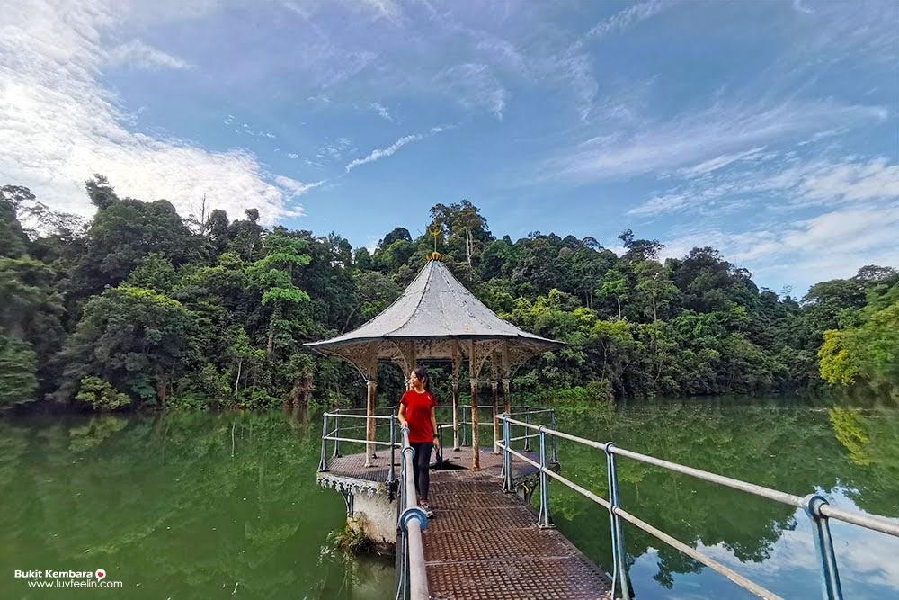 Bukit Kembara 雪州肯巴拉山打卡绿湖水坝- 乐飞翎♥ LUVFEELIN